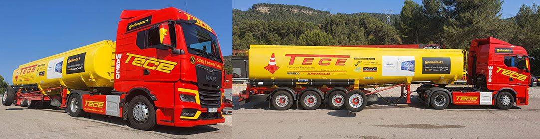 TECE Cursos Camión